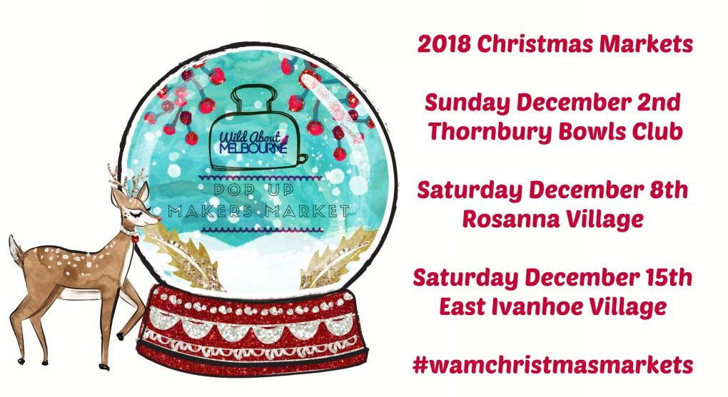 WAM 2018 Christmas Marekts