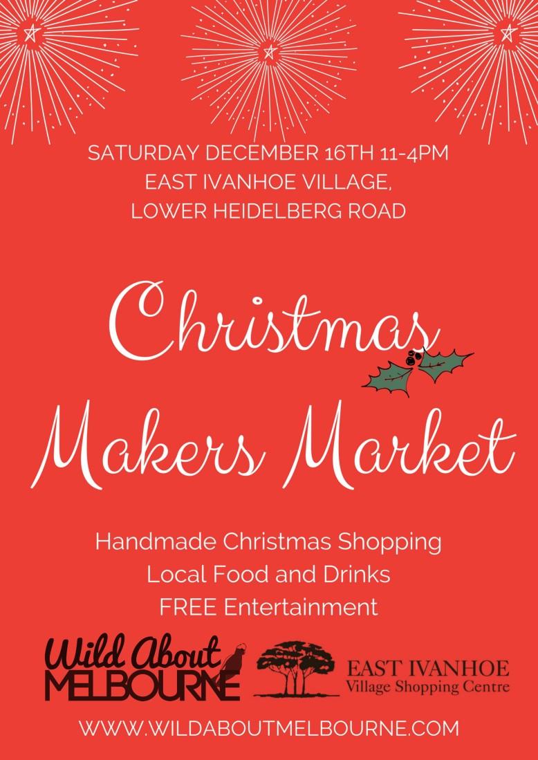 East Ivanhoe December 16 Market flier