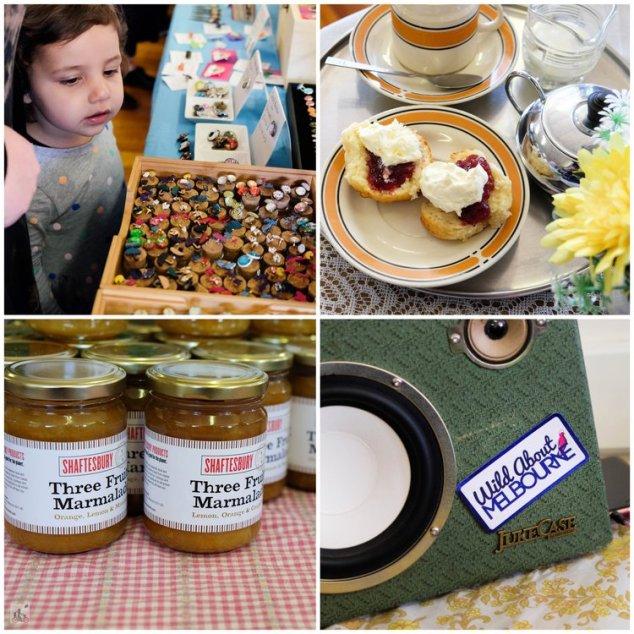 WAM Mamma Knows North Devonshire Tea